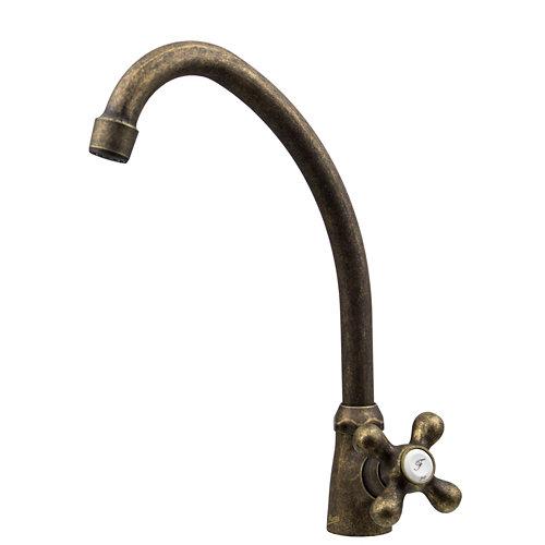 Grifo cocina s/repisa 1 agua marti 1921 rustico