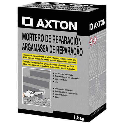 Mortero de reparación axton 1.5kg