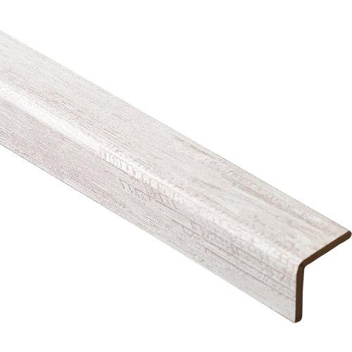 Guardavivo gris 2,8x260x2,8 cm