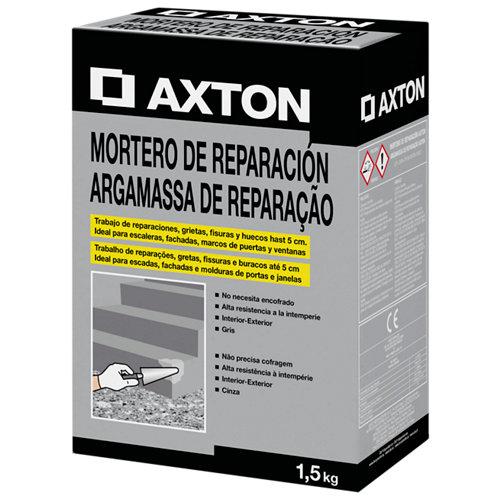 Mortero de reparación axton 1,5 kg