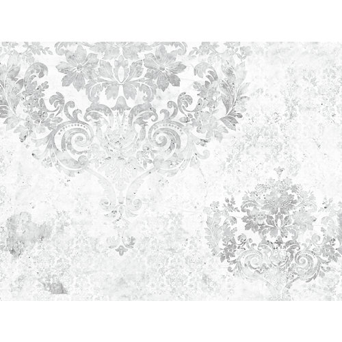 Papel pintado mural tnt damasco 350x270 cm