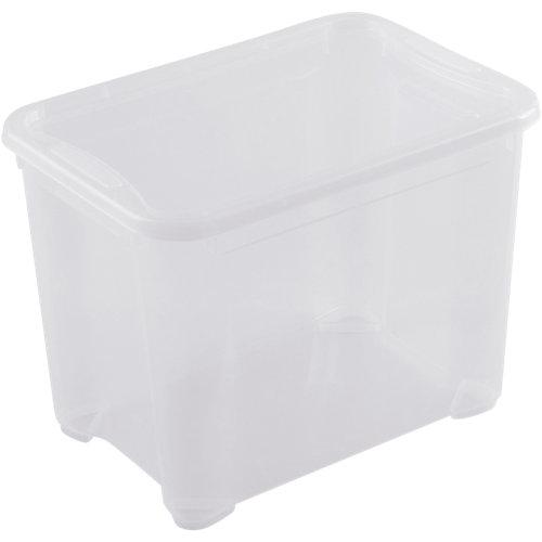 Caja spaceo de 28.5x38x26.5 cm y capacidad de 20l