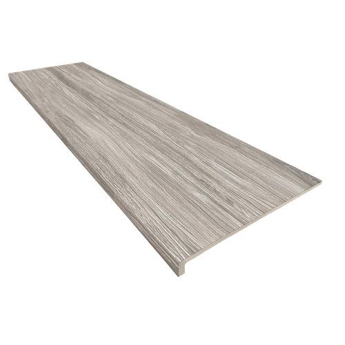 Peldaño madera 33x120 taupe artens