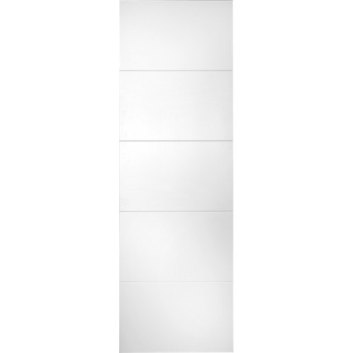 Conjunto puerta corredera lucerna 62,5 cm