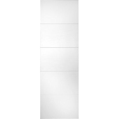 Conjunto puerta corredera lucerna 72,5 cm
