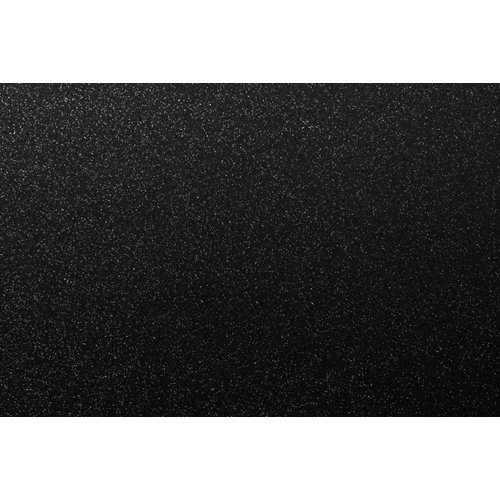 Mini rollo purpurina negra 67,5x200 cm