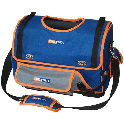Bolsa de herramientas dexter con capacidad de 25.0 litros