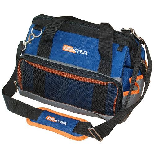 Bolsa de herramientas dexter con capacidad de 8.0 litros
