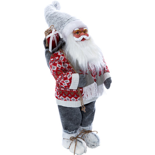 Figura navideña santa 89 cm