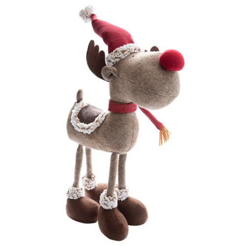 Figura navideña reno 52 cm