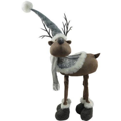 Figura reno navidad 61 cm