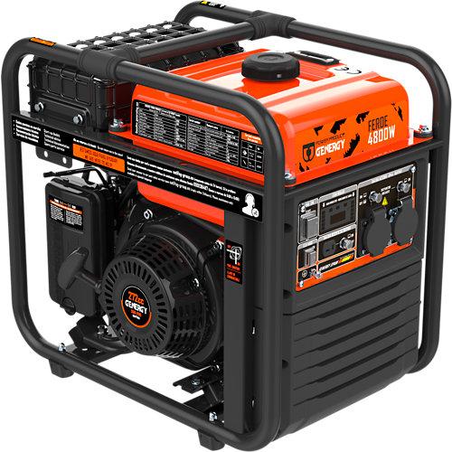 Generador inverter g.feroe 4200w