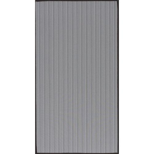 Alfombra vinilo + cinta cosida teplon® sew tierra 140x200