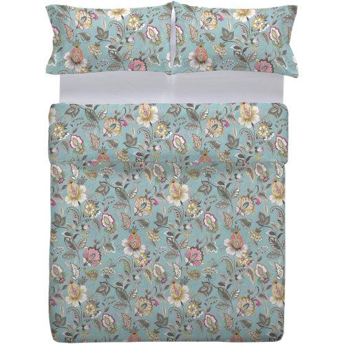 Funda nórdica azul para cama 150 / 160 cm