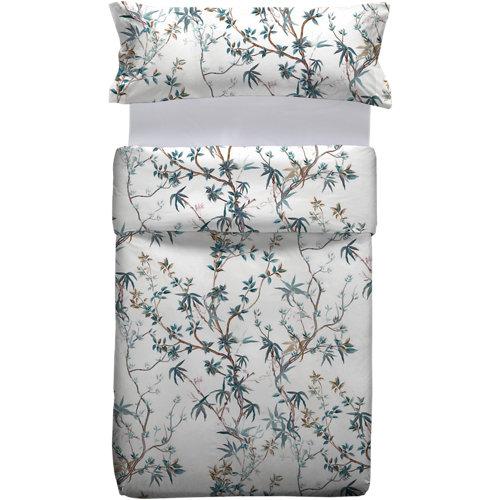 Funda nórdica azul para cama 90 / 105 cm