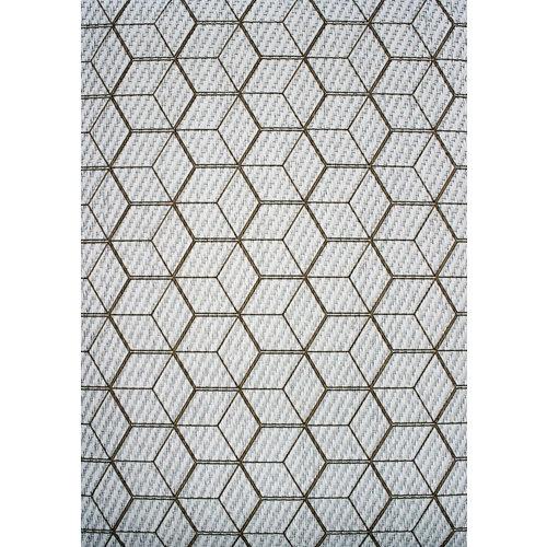 Alfombra de vinilo impresa teplon® pompeya blanco 160x240