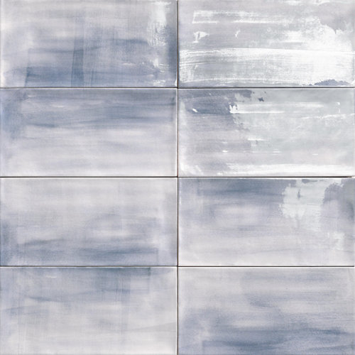 Ceramica cocina o baño/aquarel blu/mainzu/azul 15x30
