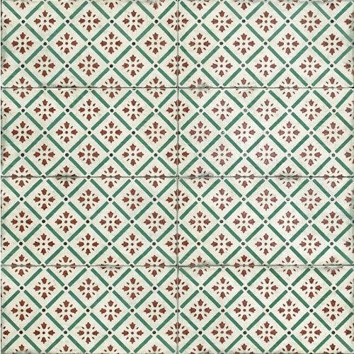 Decorado ceramico/saboya/mainzu/blanco/15x30