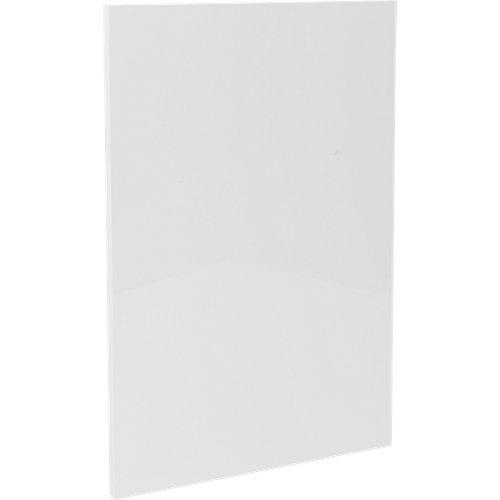 Frente para mueble de cocina atenas blanco brillo 384x600 cm