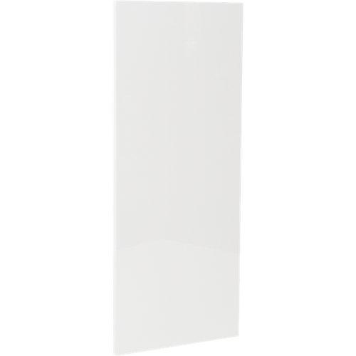 Puerta cocina angular alto atenas blanco brillo 29,8x76,5 cm