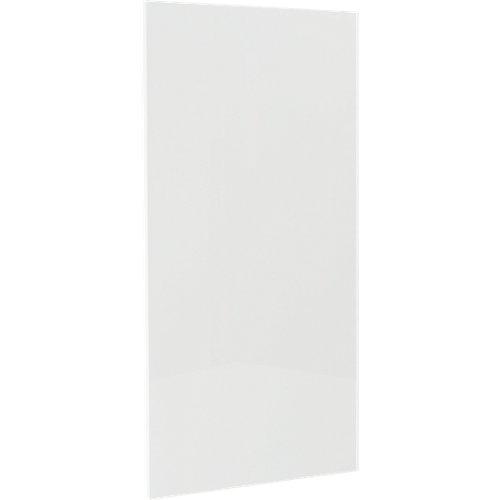 Puerta cocina angular bajo atenas blanco brillo 36,8x76,5 cm