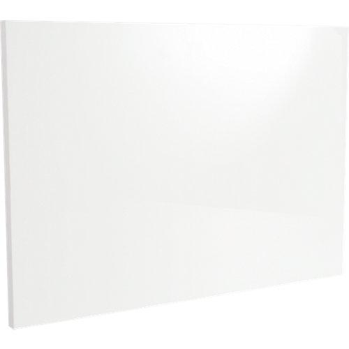 Puerta de cocina horizontal atenas blanco brillo 59,7x47,7 cm