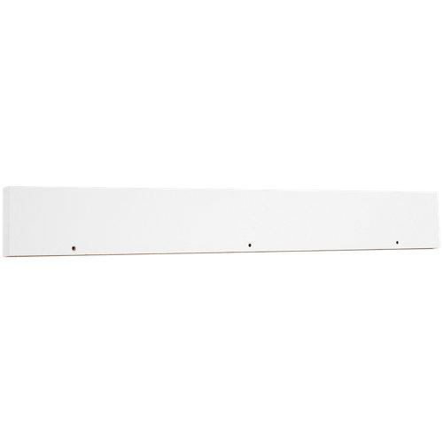 Regleta angular delinia id atenas/mikonos blanco 9x76,8 cm
