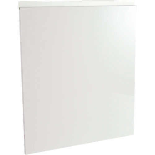 Kit puerta de cocina mikonos blanco brillo 59,7x76,5 cm