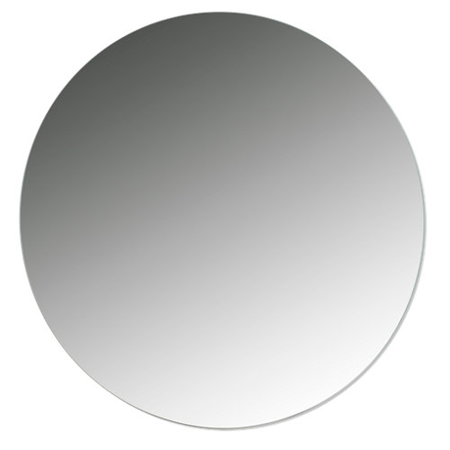 Espejo de baño redondo 90 x 90 cm