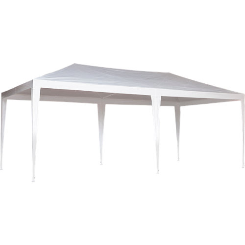 Carpa metal celebration bruma blanco 295x595 cm