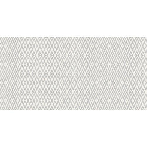 Rollo adhesivo geométrico jaipur gris plata 1x2 m