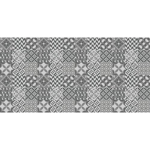 Rollo adhesivo hidra grisáceo 1x2 m