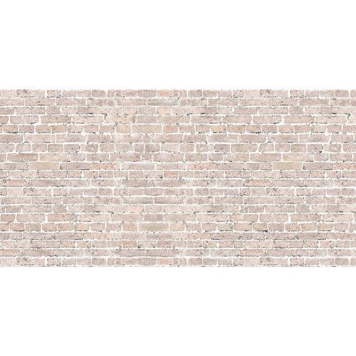 Rollo adhesivo brick vintage 1x2 m