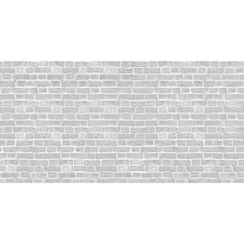 Rollo adhesivo grey brick 1x2 m