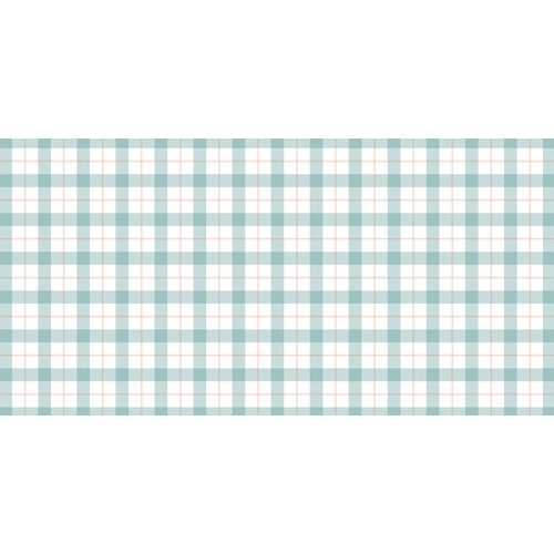 Rollo adhesivo infantil vichy mint rosa 1x2 m