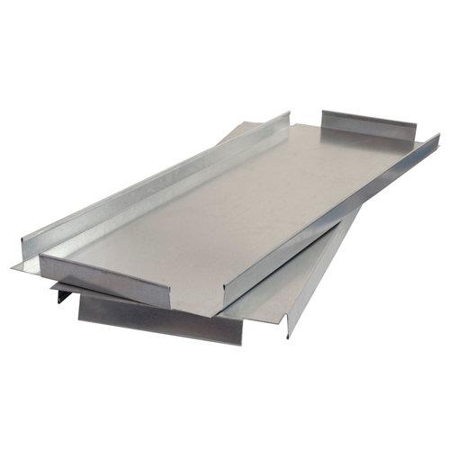 balda para estantería metálica de acero de 100x30x cm