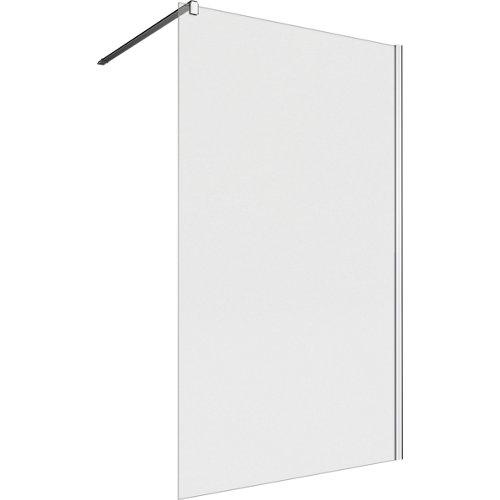 Panel de ducha transparente 118x200 cm