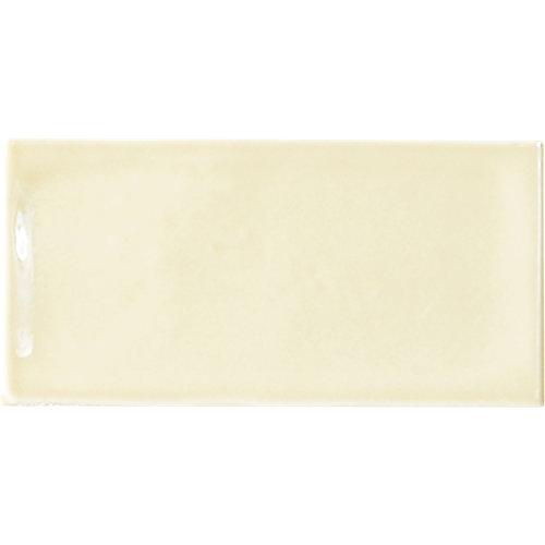 Azulejo de decoración glamour de pasta roja beige