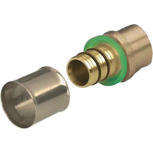 Adaptador cobre - multicapa de ø15-ø16 mm