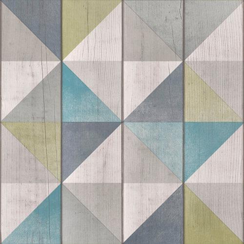 Papel rombos azul 288-2219 k