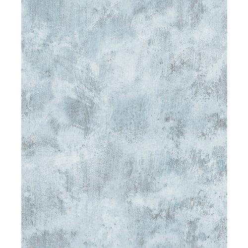 Papel estuco azul 5,3 m²