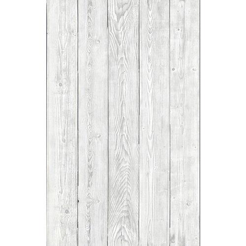 Mini rollo de papel autoadhesivo madera envejecida 45x200 cm