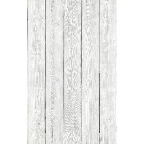 Mini rollo de papel adhesivo madera envejecida 90x210 cm