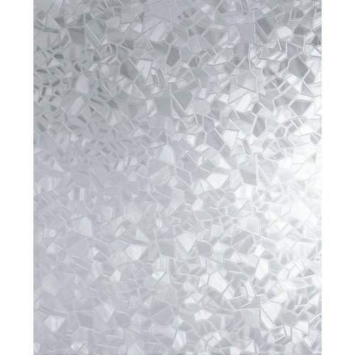 Mini rollo de papel adhesivo transparente splinter 45x200 cm