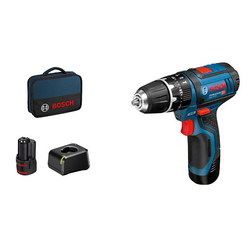 Taladro sin cable bosch professional 12 v