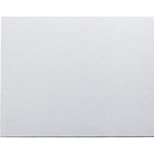 Pack 8 placas de yeso blanco 59,3x0,9x0,9 cm