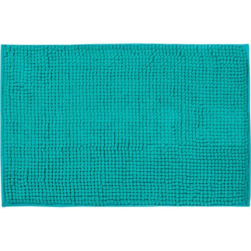 Alfombra de baño easy rectangular verde menta 40x60 cm