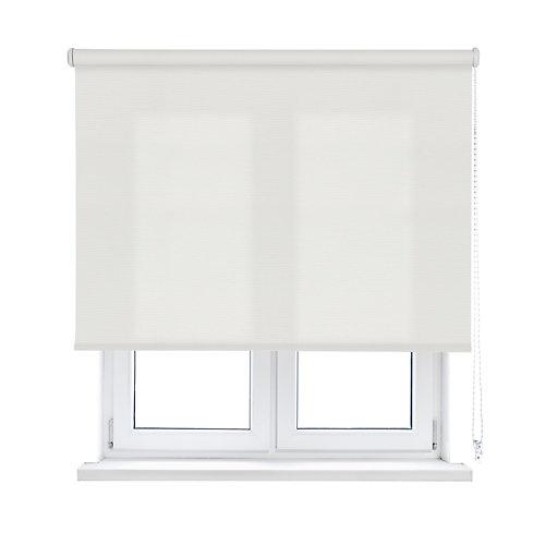 Estor enrollable ecofuture blanco 135x250