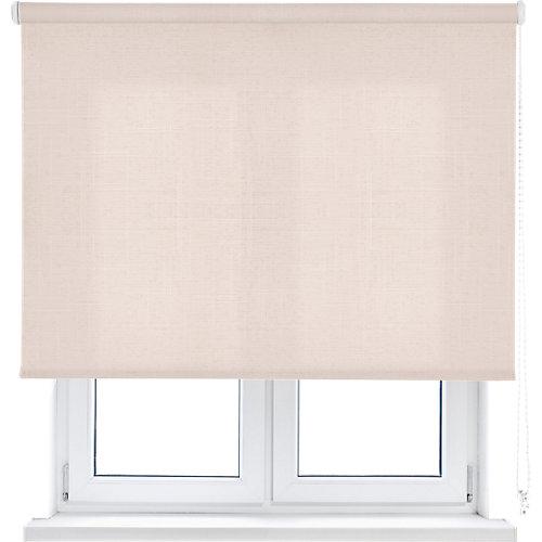 Estor enrollable beige de 135x250cm