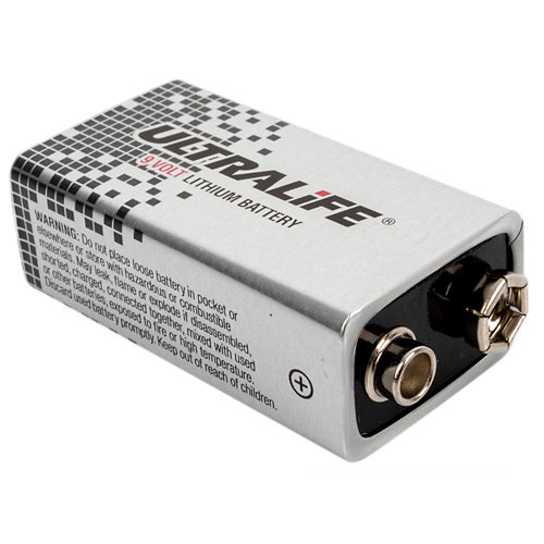 Pila litio 1,2 amperios para cerradura inteligente int-lock